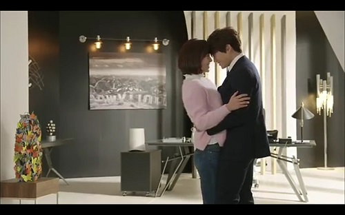 Kill Me Heal Me Korean Drama - Ji Sung and Hwang Jung Eum