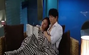 Secret Korean Drama - Ji Sung and Hwang Jung Eum