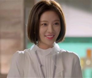 Lucky Romance Korean Drama - Hwang Jung Eum