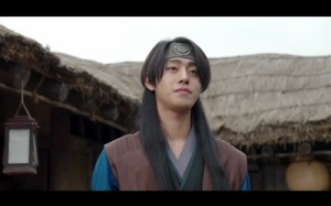 Splish Splash Love Korean Drama - Ahn Hyo Seop