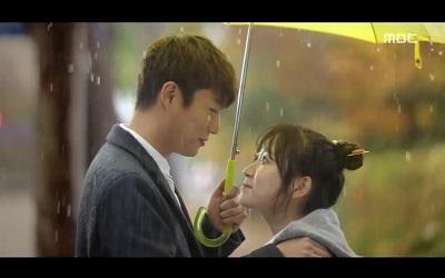 Splish Splash Love Korean Drama - Yoon Doo Joon and Kim Seul Gi