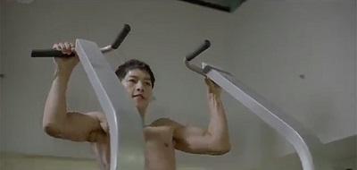 Descendants of the Sun Korean Drama- Song Joong Ki