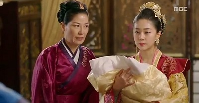 Empress Ki - Baek Jin Hee 3