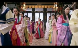 Empress Ki - Baek Jin Hee 4