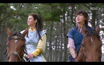 Empress Ki - Ji Chang Wook and Ha Ji Won 4