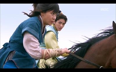 Empress Ki - Ji Chang Wook and Ha Ji Won 5
