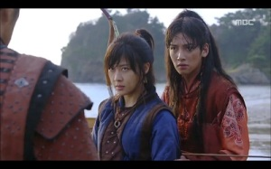 Empress Ki - Ji Chang Wook and Ha Ji Won 7