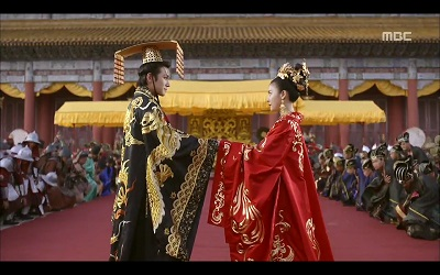 Empress Ki - Ji Chang Wook and Ha Ji Won