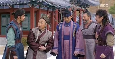 Empress Ki - Joo Jin Mo, Lee Moon Shik, Kwon Oh Jung 2