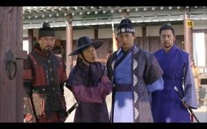 Empress Ki - Joo Jin Mo, Lee Moon Shik, Kwon Oh Jung
