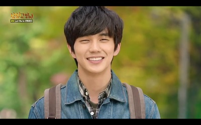 Imaginary Cat Korean Drama - Yoo Seung Ho