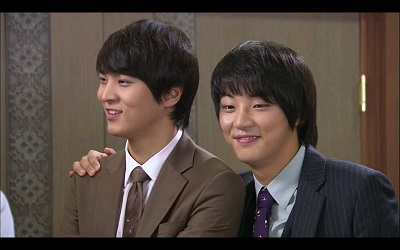 King of Baking - Yoon Si Yoon and Joo Won