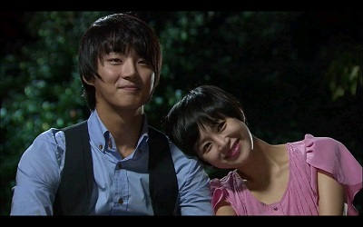 King of Baking Korean Drama - Yoon Si Yoon and Lee Young Ah