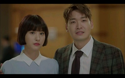 Oh My Venus Korean Drama - Jung Gyu Woon and Yoo In Young
