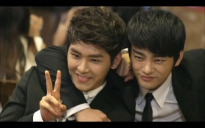 Reply 1997 Korean Drama - Seo In Guk and Hoya