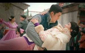 Wu Xin The Monster Killer Chinese Drama - Elvis Han and Jin Chen