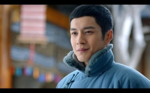 Wu Xin The Monster Killer Chinese Drama - Elvis Han