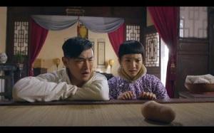 Wu Xin The Monster Killer Chinese Drama - Wang Yan Lin and Jin Chen