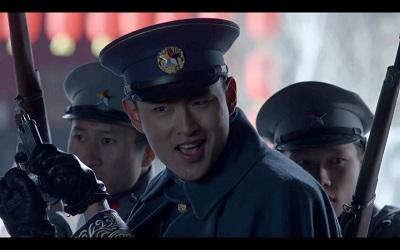 Wu Xin The Monster Killer Chinese Drama - Wang Yan Lin