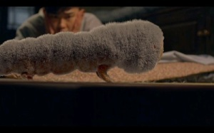 Wu Xin The Monster Killer Chinese Drama - Wu Xin Fuzzy Worm
