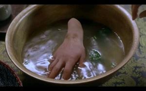 Wu Xin The Monster Killer Chinese Drama - Wu Xin Hand