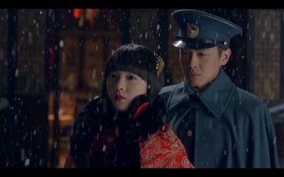 Wu Xin The Monster Killer Chinese Drama - Zhang Ruo Yun and Chen Yao