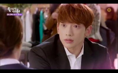 Come Back Ahjussi Korean Drama - Rain