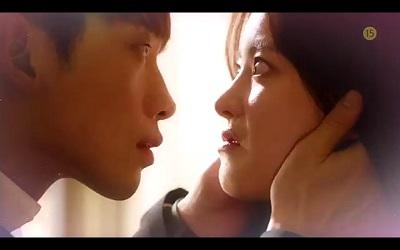 Come Back Ahjussi Korean Drama - Rain and Oh Yeon Seo