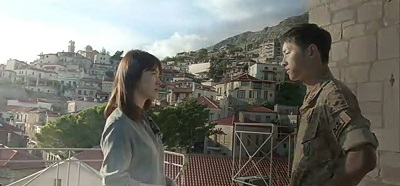 Descendants of the Sun Korean Drama - Song Joong Ki and Song Hye Kyo 4