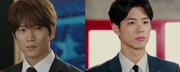 Entertainer Korean Drama - Ji Sung and Park Bo Gum