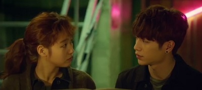 Cheese in the Trap Korean Drama - Seo Kang Joon and Kim Go Eun