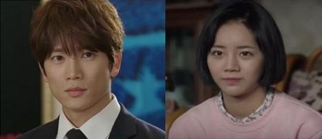 Entertainer Korean Drama - Ji Sung and Hyeri