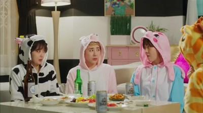 One More Happy Ending - Jang Na Ra, Yoo In Na, Seo In Young, and Yoo Da In