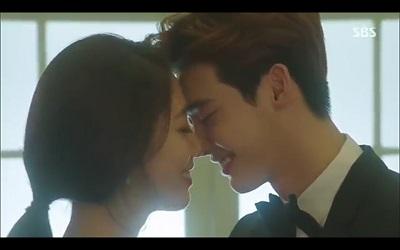 Pinocchio Korean Drama - Lee Jong Suk and Park Shin Hye