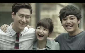 Potato Star Korean Drama - Go Kyung Pyo, Ha Yeon Soo, and Yeo Jin Goo