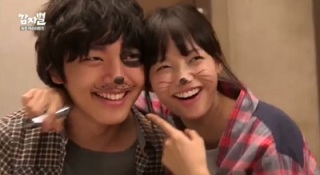 Potato Star Korean Drama - Yeo Jin Goo and Ha Yeon Soo