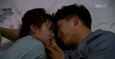Protect the Boss Korean Drama - Ji Sung and Choi Kang Hee 2