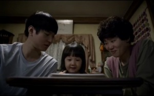 Reply 1988 Korean Drama - Go Kyung Pyo, Kim Seol, and Kim Seon Young