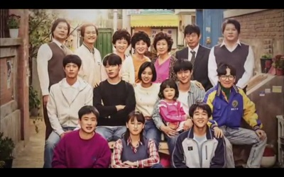 Reply 1988 (Answer Me 1988) Korean Drama - Hyeri, Lee Dong Hwi, Go Kyung Pyo, Park Bo Gum, and Ryu Jun Yeol