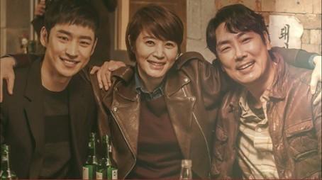 Signal Korean Drama - Lee Je Hoon, Kim Hye Soo, Jo Jin Woong