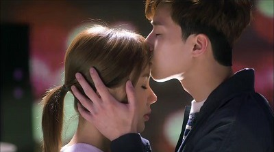 Witch's Romance - Park Seo Joon and Uhm Jung Hwa 7