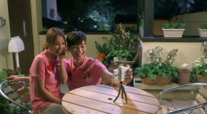 Witch's Romance - Park Seo Joon and Uhm Jung Hwa 9