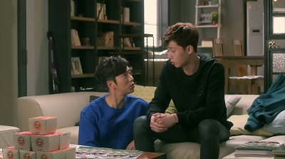 Witch's Romance - Yoon Hyun Min and Park Seo Joon