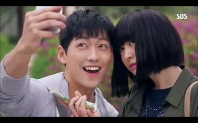 Beast's Beauty Korean Drama - Nam Goong Min and Minah