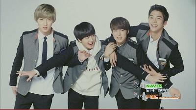Click Your Heart Korean Drama - Baek Ju Ho, Kang Cha Ni, Kim Da Won, and Kim Ro Woon