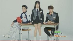 Click Your Heart Korean Drama - Kim Ro Woon, Kwon Mi Na, Kim Da Won