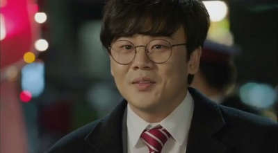 Come Back Ahjussi - Kim In Kwon