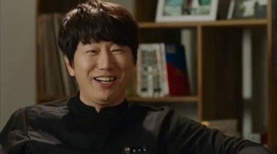 Come Back Ahjussi - Kim Soo Ro