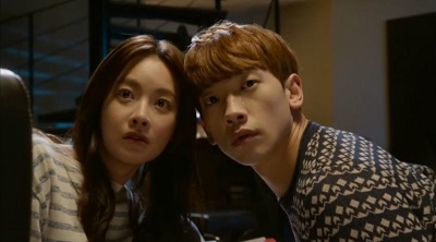 Come Back Ahjussi - Rain and Oh Yeon Seo 4