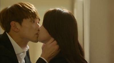 Come Back Ahjussi - Rain and Oh Yeon Seo 5
